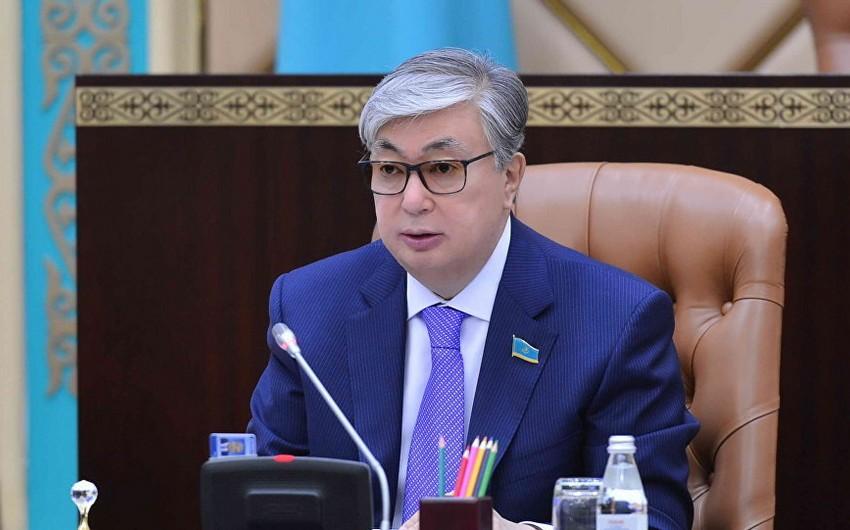 Qazaxıstanda paytaxtın adı yenidən dəyişdirilib