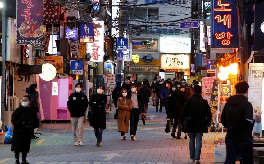 Seulda koronavirusun üçüncü dalğası başlayıb
