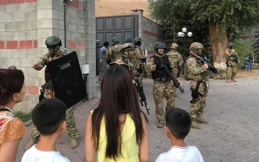 По факту убийства спецназовца при штурме резиденции экс-президента Кыргызстана возбуждено уголовное дело