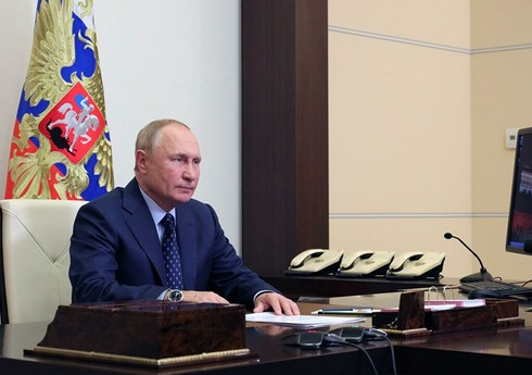 Президент России провел встречу с главами спецслужб стран СНГ