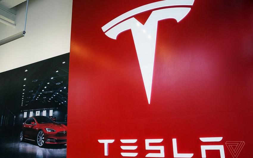 """""""Tesla""""nın bazar dəyəri 100 milyard dolları ötüb"""