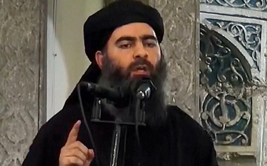 İŞİD terror qruplaşması liderinin sağ olduğu məlum olub