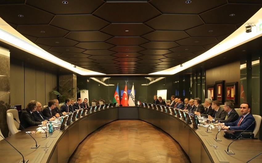 Bursagaz провел первое совещание под управлением SOCAR