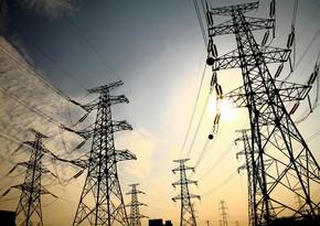 Qaxa elektrik enerjisinin verilməsi təmin olunub