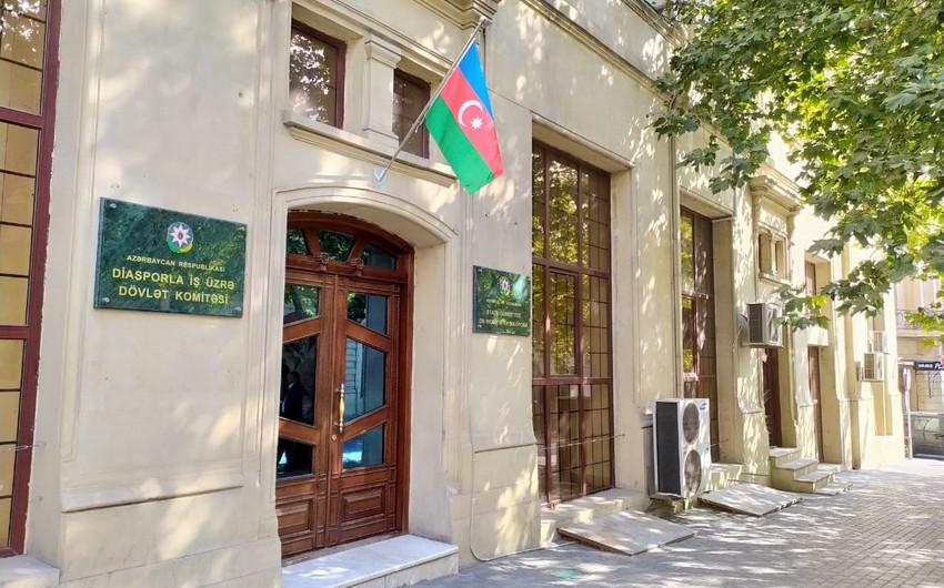 Dövlət Komitəsi Dağıstanda saxlanılan azərbaycanlılar barədə açıqlama verib