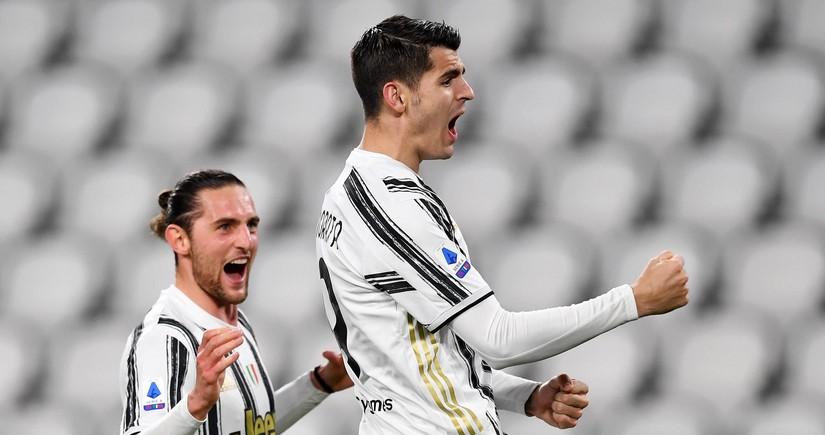 «Ювентус» одержал волевую победу над «Лацио» в матче Серии А