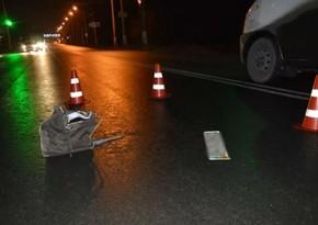 ДТП в Шемахе: пострадавшую доставили в столицу