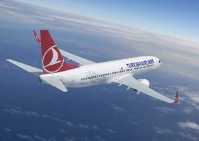 Türk Hava Yolları aprel ayı üzrə uçuş cədvəlində dəyişiklik edə bilər
