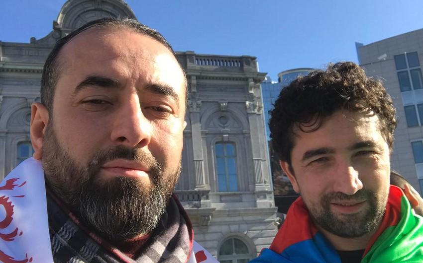 Avropa azərbaycanlıları Qarabağ həqiqətləri ilə bağlı yeni planları açıqlayıblar - FOTO