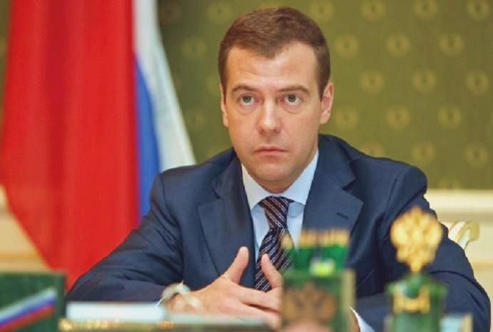 Rusiyanın baş naziri Yerevandadır