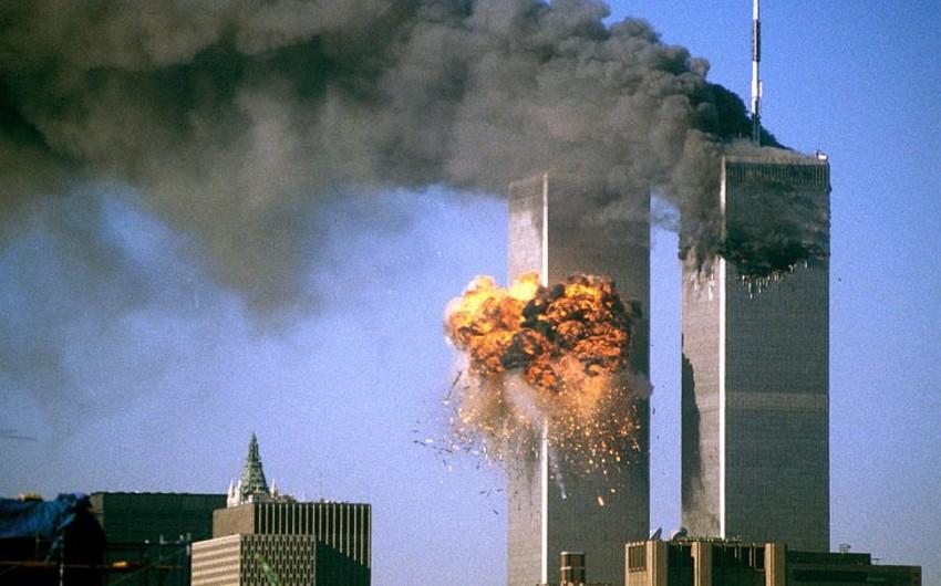 ABŞ-da baş verən 11 sentyabr terror aktlarından 16 il ötür