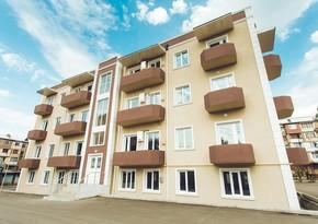В Гяндже семье Национального героя выдали квартиру