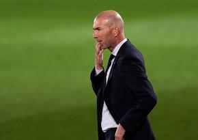 Зидан может уйти из «Реала» по окончании сезона