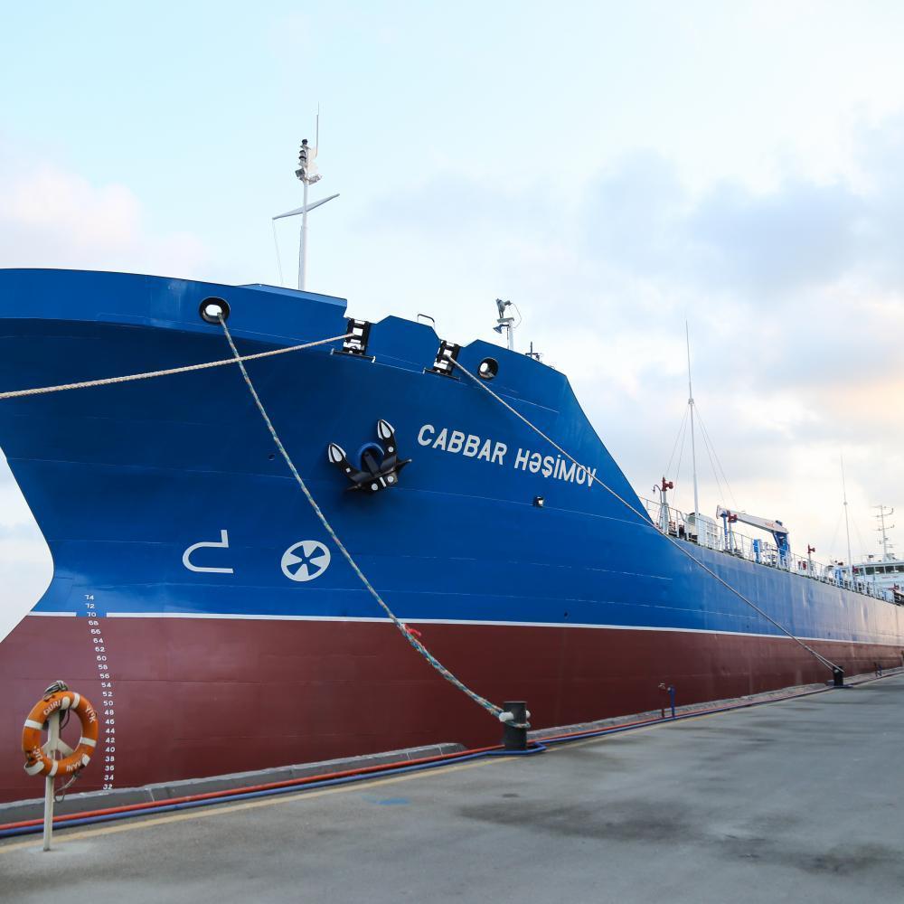 Gəmiçiliyin daha bir tankeri əsaslı təmirdən sonra istismara qaytarılıb