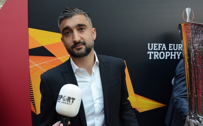 Александр Самедов дебютирует за любительский клуб
