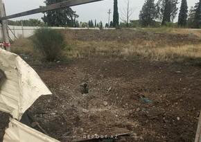 Ermənilərin Bərdəyə atdığı raket nəticəsində qadın ölüb