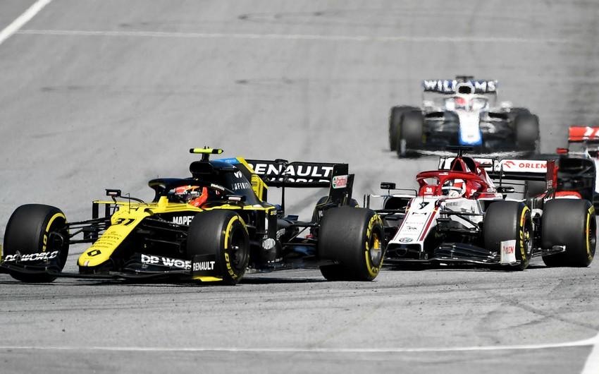 Formula 1 7 ildən sonra bu məkanda