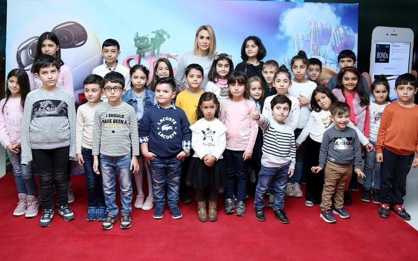 """""""CinemaPlus""""da Azərbaycan dilində """"Sirli Toy Store"""" cizgi filminin nümayişi başlayıb - VİDEO"""