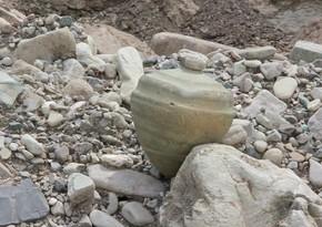 В Исмаиллы обнаружен исторический объект