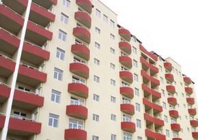 Azərbaycan ötən il əhalinin mənzillə təminatına 144 milyon manat xərcləyib