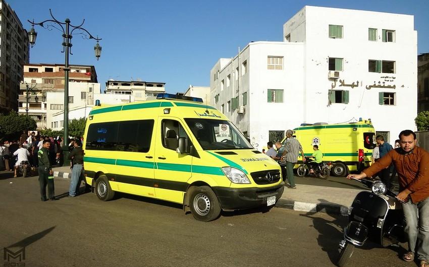 Misirdə ağır yol qəzasında 12 nəfər ölüb, 40-a yaxın insan xəsarət alıb