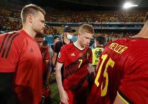 Бельгия не может выйти в полуфинал Евро более 40 лет