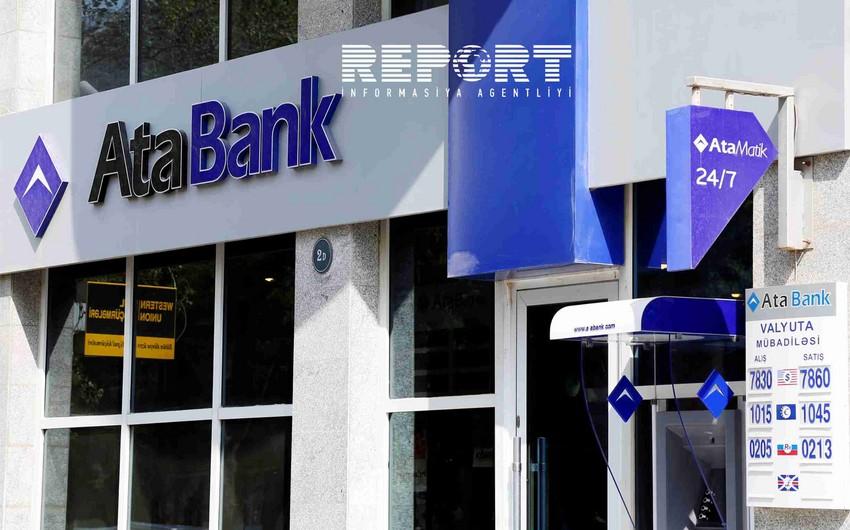 AtaBank yeni kartlarını kontaktsız funksionallığı ilə təmin edib