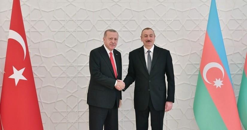 Президент Азербайджана посетит Турцию в ноябре