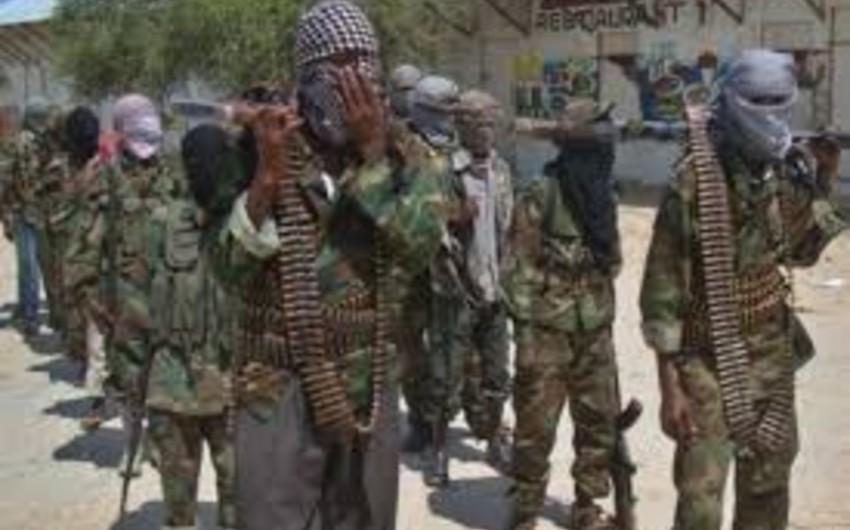 """Somalidə """"Əş Şəbab"""" terror qruplaşmasının 50-dən artıq üzvü öldürülüb"""
