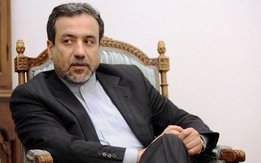 Seyid Abbas Əraqçi: Biz dinc əhaliyə olan hücumları qətiyyətlə pisləyirik