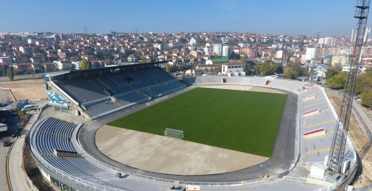 УЕФА разрешил сопернику сборной Азербайджана провести домашний матч в Косово