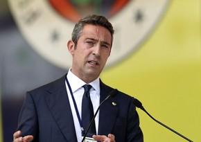 Ali Koç ikinci dəfə Fənərbağçanın prezidenti seçildi