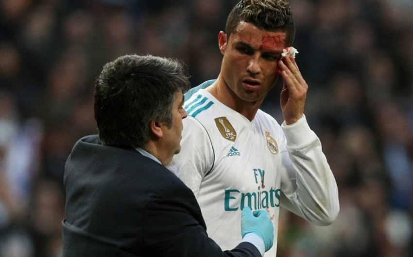 Real 7 qol vuraraq Deportivonu darmadağın edib - VİDEO