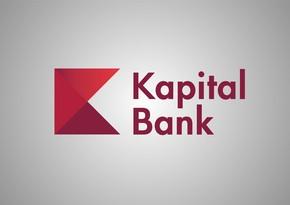 """""""Kapital Bank"""" səhmdarlarına 150 milyon manatdan çox dividend ödəyəcək"""