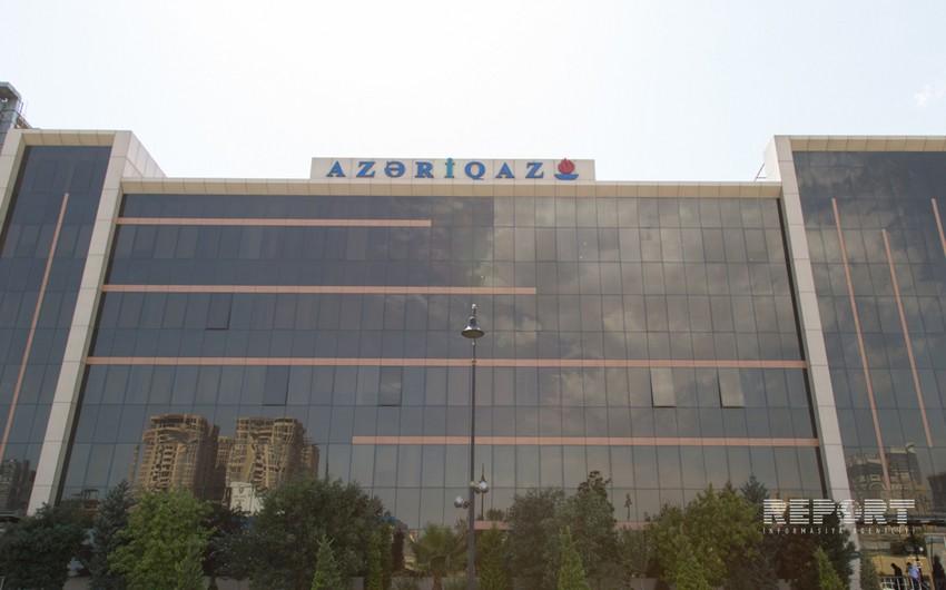 Азеригаз в прошлом месяце зарегистрировал 14,7 тыс. новых абонентов