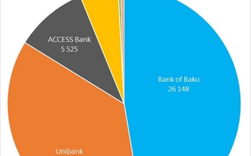 Azərbaycanda banklara təqdim olunan elektron arayışların sayı artıb