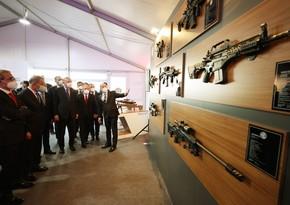 Türkiyə yeni silah və hərbi texnikalarını nümayiş etdirib