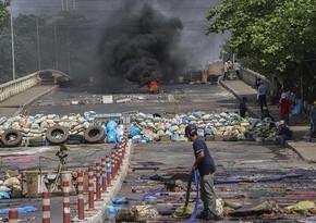 Разгон протестов в Мьянме: число жертв увеличилось до 247