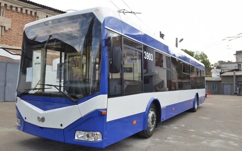 Azərbaycanın üzv olduğu maliyyə təşkilatları Moldovada trolleybus sistemini yeniləyəcək