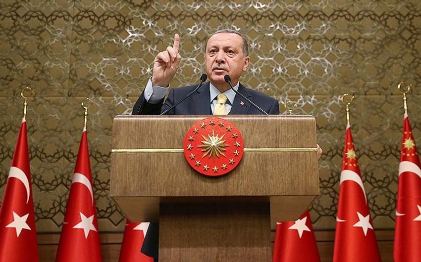 Эрдоган не исключает возможность наступления турецких войск на Идлиб