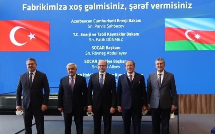 Азербайджан подписал меморандум о взаимопонимании с Турцией по поставкам природного газа в Нахчыван