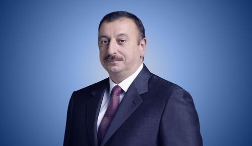 Президент Ильхам Алиев поздравил новоизбранного президента Узбекистана