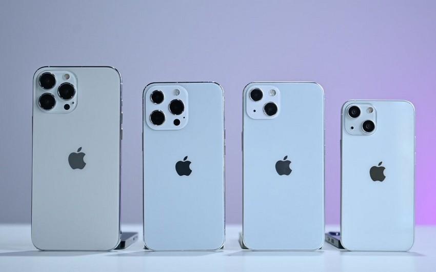 Apple yeni iPhone modelini təqdim edib