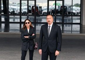 Ильхам Алиев и Мехрибан Алиева поздравили Теймура Раджабова