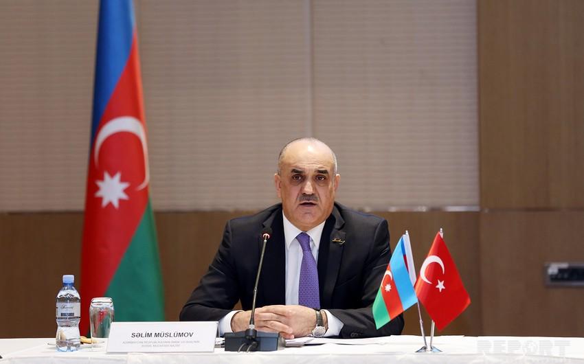 """Nazir: """"Bu il Azərbaycanda 7 minə yaxın ailə özünəməşğulluq proqramına cəlb olunacaq"""""""