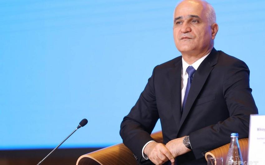 Шахин Мустафаев: Азербайджан намерен нарастить грузоперевозки через транспортный коридор Lapis-Lazuli