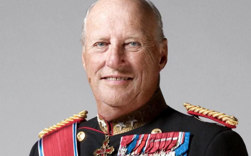 Azərbaycan Prezidenti Norveç kralına məktub göndərib