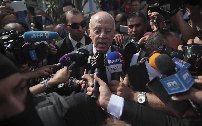Экзит-полы показали победу Каиса Саида на президентских выборах в Тунисе