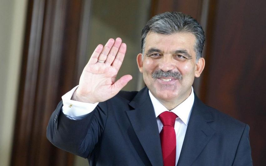 Abdulla Gül Azərbaycana gələcək