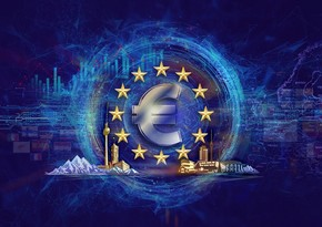 Avrozona iqtisadiyyatı ötən il 6,8 % kiçilib